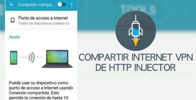 como compartir internet gratis http injector vpn apk