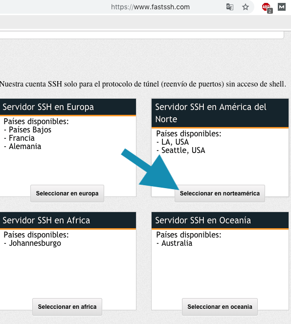 como crear cuenta ssh http injector gratis online