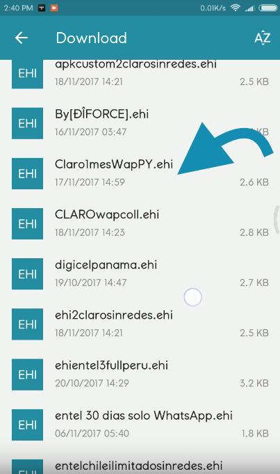 como crear servidores claro http injector 2019 vpn apk