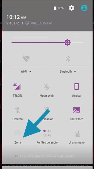 compartir internet sin root en http injector apk
