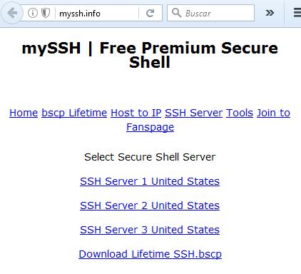 las 10 mejores paginas para crear cuentas ssh gratis myssh info