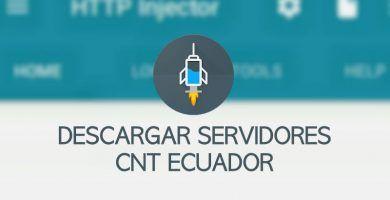descargar servidores cnt para http injector vpn apk 2019