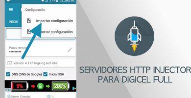 servidores entel http injector 2019 chile peru bolivia