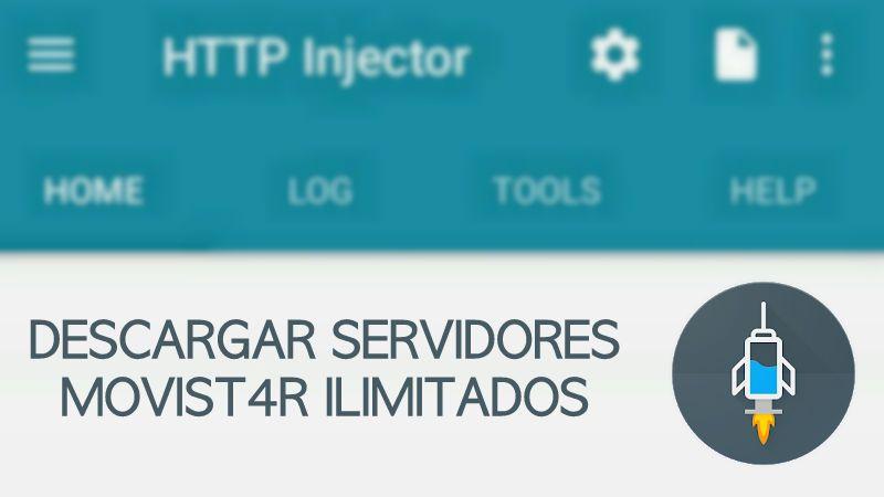 ▷ Servidores Movistar Http injector 2020 🥇 TODOS los países