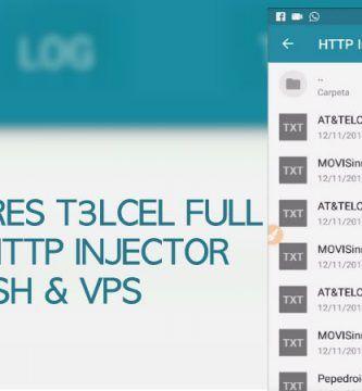 descargar servidores telcel para http injector vpn apk ilimitados vps vip