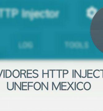servidores unefon para http injector 2019 ilimitados full