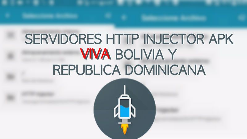 servidores viva http injector 2019 bolivia republica dominicana