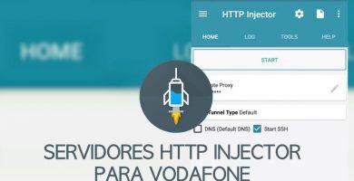 descargar servidores vodafone http injector 2019 internet gratis españa