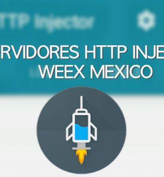 servidores weex http injector mexico 2019 ilimitados internet gratis