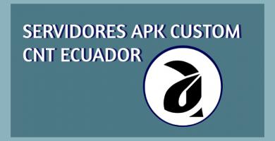 descargar servidores cnt apk custom