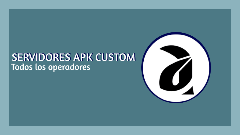 descargar servidores apk custom