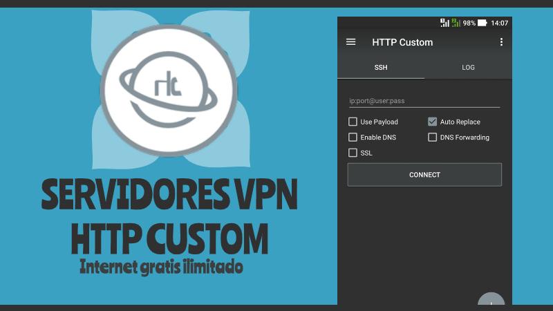 descargar servidores http custom 2020