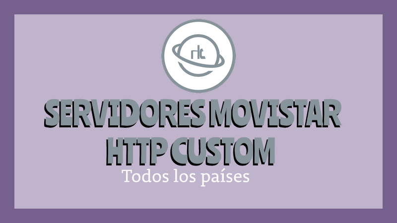 descargar servidores http custom movistar