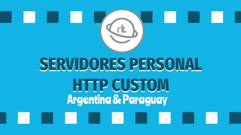 descargar servidores http custom personal